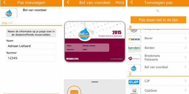 Nieuw: Bol van Voordeel in PasNL!