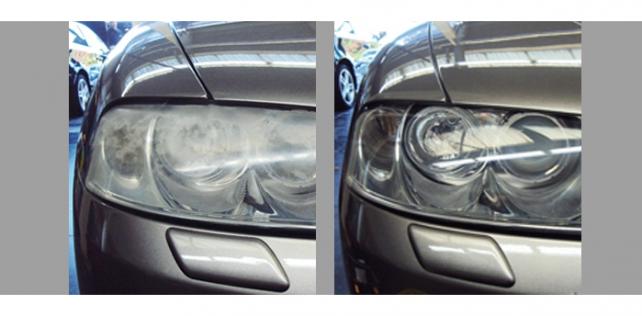 Doffe koplampen renoveren zonder ze te vervangen, met 20% korting!