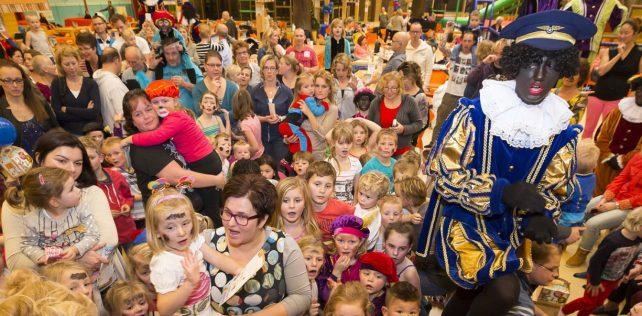 Win GRATIS kaarten voor KidsZoo's SinterklaasFeest: Sinterklaas en de PepernotenMachine!