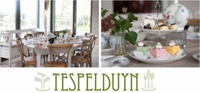 Een gratis glas Prosecco bij een High Tea bij Landgoed Tespelduyn – Noordwijkerhout
