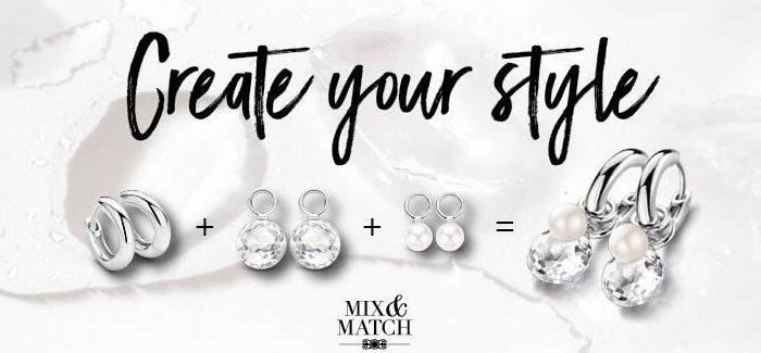 Cadeautip voor Moederdag: GRATIS Ti Sento oorbellen bij aankoop van twee paar Ti Sento oorbedels bij Roeland Juweliers (Hillegom)