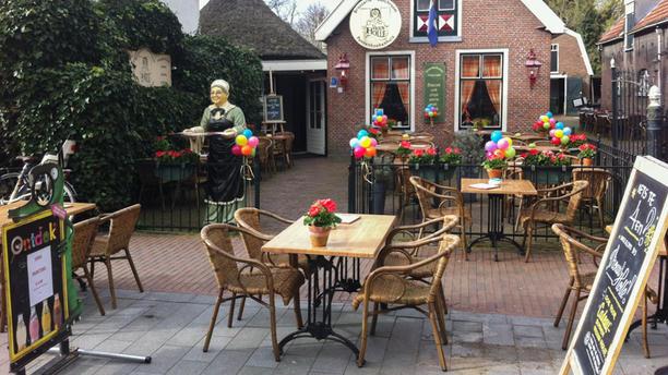 2e pannenkoek gratis vrouw Holle Lisse Bol van Voordeel
