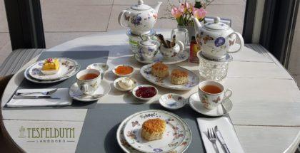 High Tea Tespelduyn Bol van Voordeel