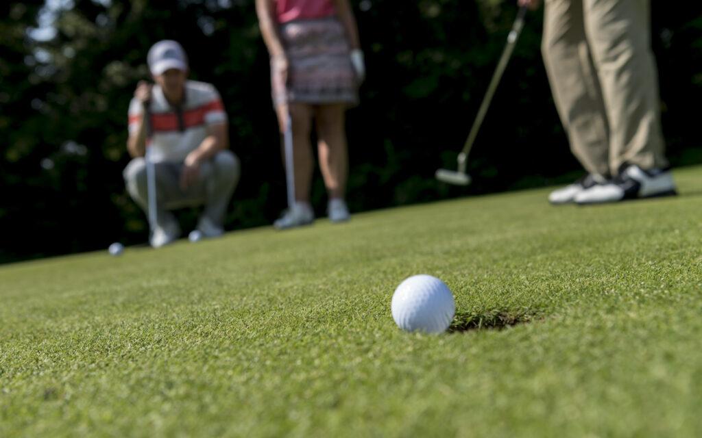 Tespelduyn Bol van Voordeel golf