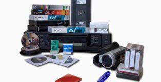 Defecte PC Bol van Voordeel oude video en films omzetten