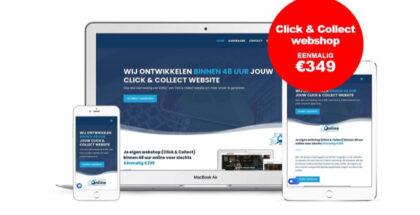 click & collect webshop Bol van Voordeel