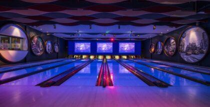 all american bowling Bol van Voordeel