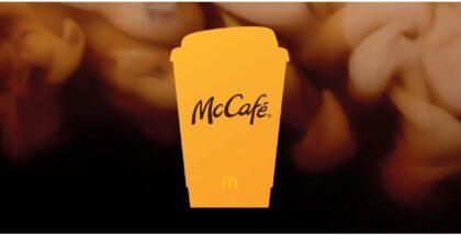 McCafe Bol van Voordeel McDonalds